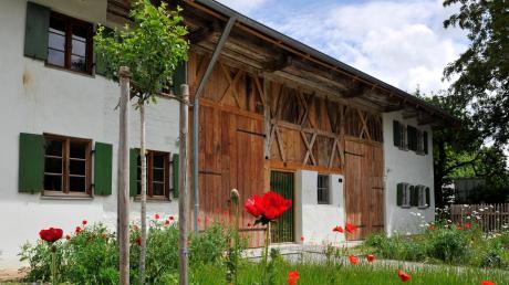 Das Thaininger Rochlhaus.