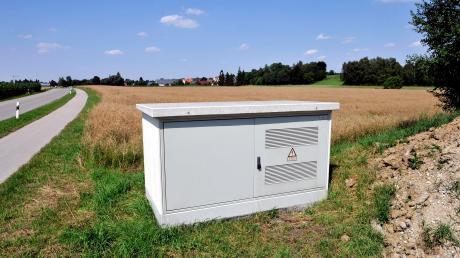 Auf diesem rund 2,5 Hektar großen Areal östlich der Straße nach Heinrichshofen, das nördlich einer Biogasanlage am nördlichen Ortsrand von Egling liegt, könnte künftig ein Gewerbegebiet ausgewiesen werden.