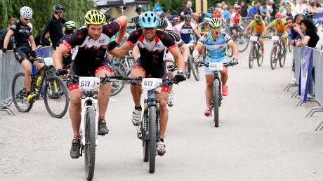 Am Samstag findet wieder das Schatzbergrennen statt.