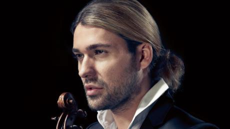 David Garrett war bereits Gast in Bad Wörishofen und wird gleich mehrere Konzerte geben.
