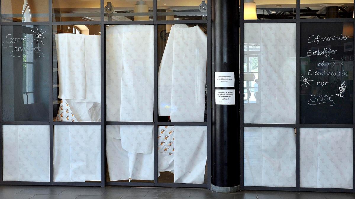 Landsberg kuchenpapier verh llt die fenster nachrichten for Fenster 06188 landsberg