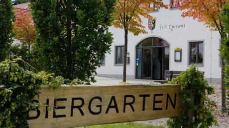 """Für die Gastwirtschaft """"Beim Dorfwirt"""" im Bürgerhaus in Schwifting muss ein neuer Pächter gesucht werden, nachdem der bisherige Wirt seinen Pachtvertrag zum Ende des Jahres gekündigt hat."""