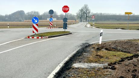 Momentan liegen die Pläne zum Ausbau der Kreuzung zwischen Weil und Pestenacker auf Eis.