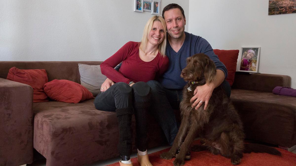 region mutter verliert arme und beine familie ist berw ltigt von hilfe nachrichten. Black Bedroom Furniture Sets. Home Design Ideas