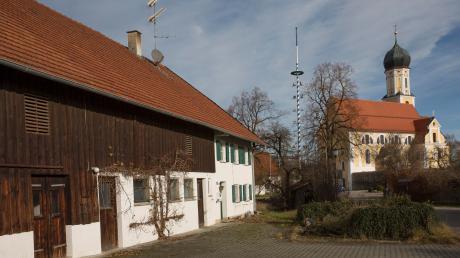 Der Kracherhof in Eresing wird zu einem Wohnbauprojekt. Hierfür wurde eine eigene Genossenschaft gegründet.