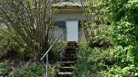 Die Gemeinde Egling will die Trinkwasserversorgung modernisieren. Im Bild der Hochbehälter zwischen Winkl und Hattenhofen/Egling.