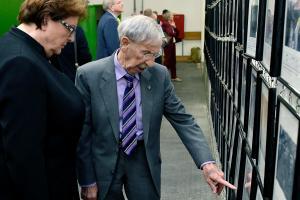 Gedenken an die Befreiung der KZ-Lager