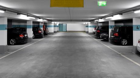 Die Lechgarage soll um 200 Parkplätze erweitert werden.