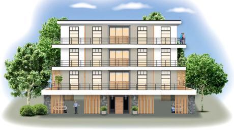 """""""Leben& Arbeiten"""" lautet ein neues Projekt am Klinikum Landsberg. Dort sollen60 Mikro-Apartments für Personal entstehen."""