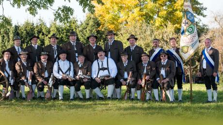 Die Krieger- und Reservistenkameradschaft feiert ihr 50-jähriges Bestehen.