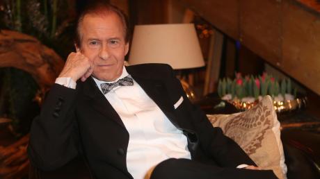 Sänger Michael Holmwurde vor Kurzem 75 Jahre alt. Der frühere Schlagerstar ist Komponist, Texter und Produzent.