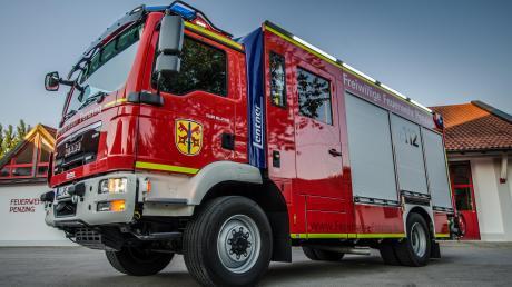Ein HLF 20, wie es beispielsweise die Feuerwehr in Penzing hat, wünschte sich auch die Kirchheimer Wehr.