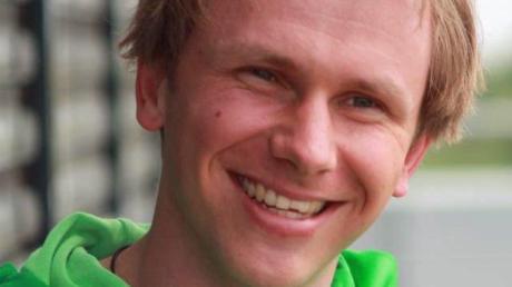 Sebastian Schneider aus Oberstaufen wird vermisst. Er verschwand aus einer Klinik im Landkreis Landsberg.