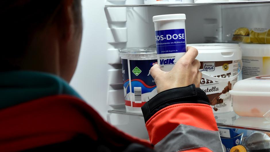 Kühlschrank Dose : Landkreis landsberg wie eine dose im kühlschrank leben retten