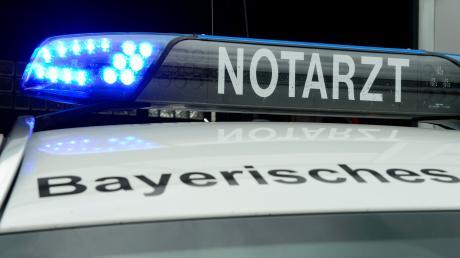 Im Westerholz zwischen Scheuring und Kaufering hat sich am Montagabend ein schwerer Verkehrsunfall ereignet.