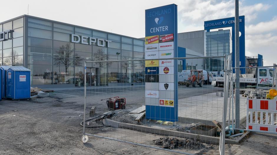 Landsberg Lechland Center öffnet Erst Am 29 November Nachrichten