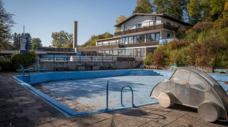 Das Warmfreibad in Greifenberg soll runderneuert werden.