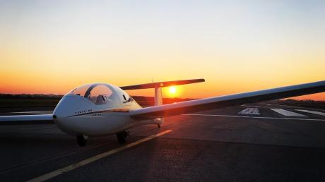 Die Flugsportgruppe Landsberg würde gern in Penzing bleiben - die Aussichten sind aber schlecht.