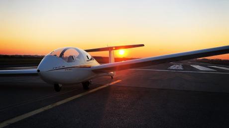 Ideale Bedingungen herrschten zuletzt für die Mitglieder der Flugsportgruppe Landsberg. Vom Fliegerhorst in Penzing aus starteten auch etliche Flugschüler.