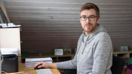 Patrick Naumann aus Kaufering ist neuerGeschäftsstellenleiter der Gemeinde Geltendorf.