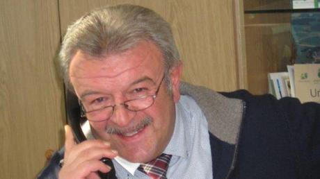 Ab Mai 2020 wird sich im Rotter Rathaus nicht mehr Quirin Krötz am Telefon melden. Nach dann 18-jähriger Amtszeit als Bürgermeister will er sich aus der Gemeindepolitik zurückziehen.