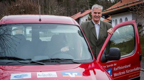 Konrad Kaspar aus Geltendorf hat im Ruhestand einen vollen Terminkalender. In Geltendorf und Umgebung ist er in vielen Bereichen ehrenamtlich tätig. Der 76-Jährige ist der Stille Held im Monat Februar.