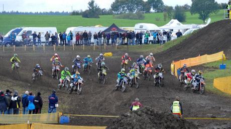 Am Wochenende findet in Reichling ein Lauf zur Südbayernserie im Motocross statt.