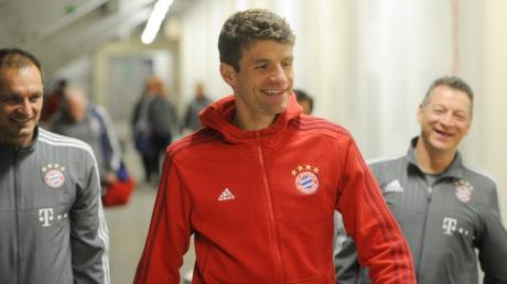 Der FC Bayern-Fußballer Thomas Müller stammt aus Pähl.