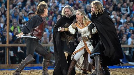 Frauen in Kaltenberg: Falle für Prinzessin Gwendolyn (Marion Levavasseur)