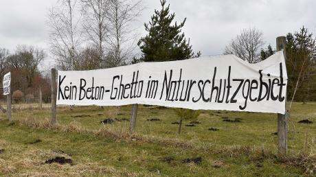 Seit Monaten macht eine Bürgerinitiative gegen ein in Dornstetten geplantes Neubaugebiet mobil