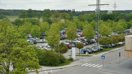 Der Parkplatz am Klinikum ist wieder Thema.