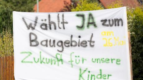 Die Befürworter des Baugebiets in Dornstetten haben sich klar durchgesetzt.