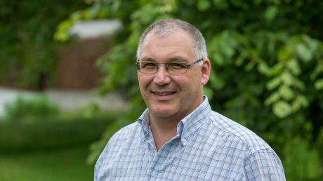 Dieter Förg möchte für das Amt des Bürgermeisters in Penzing kanditieren.