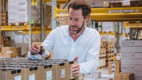 Noch hat die Firma Isana Naturkost ihren Sitz in Eresing, möchte aber ins Fuchstal umziehen. Laut Sebastian von Eltz von der Geschäftsleitung kann das Unternehmen am jetzigen Standort nicht mehr erweitern.