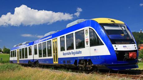 Wegen Bauarbeiten können vom 4. bis 7. Oktober keine Züge zwischen Schondorf und Weilheim verkehren.