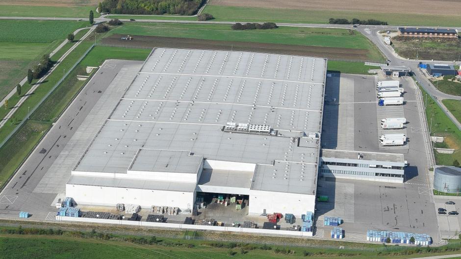 Region Landsberg Das Lidl Logistikzentrum In Graben Wachst Deutlich Landsberger Tagblatt