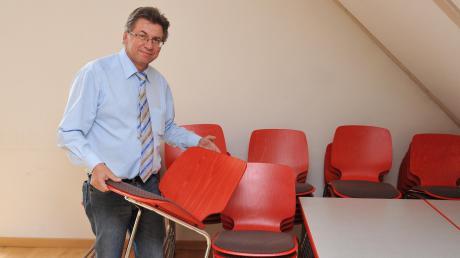 Wilhelm Böhm verzichtet auf eine vierte Amtszeit. Bei der Kommunalwahl im Frühjahr kommenden Jahres wird deswegen ein neuer Bürgermeister ins Rathaus einziehen.