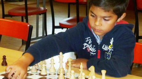 Der achtjährige Maximilian Hartl spielt Fußball und macht Karate. Seit etwa einem Jahr hat er seine Liebe zum Schach entdeckt und konnte auch bereits einige Erfolge verbuchen.