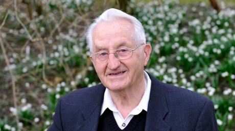 Der Eresinger Altbürgermeister Alois Höß ist jetzt im Alter von 94 Jahren gestorben.
