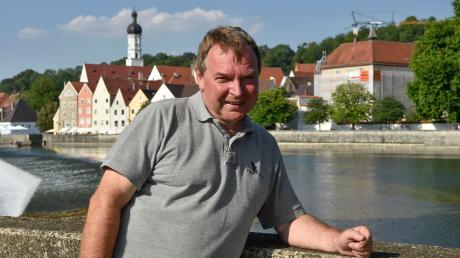Der Landsberger Seenotretter Claus-Peter Reisch erhält den Erich-Kästner-Preis des Presseclubs Dresden.