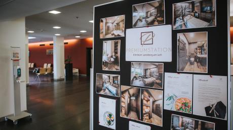 Am Klinikum Landsberg gibt es eine neue Premiumstation.