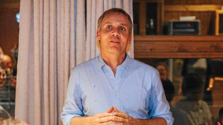 OB-Kandidat Moritz Hartmann (Grüne) hält nichts von den Ratschlägen von Landrat Thomas Eichinger, die er Landsberg mit Blick auf die Verkehrssituation gegeben hat.