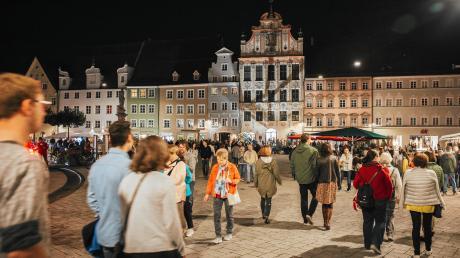 Unter anderem lockte am vergangenen Wochenende die Lange Kunstnacht nach Landsberg. Es gab aber noch einige Veranstaltungen mehr.