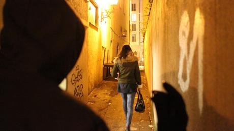 Ein 28 Jahre alter Stalker ist in Weilheim festgenommen worden.