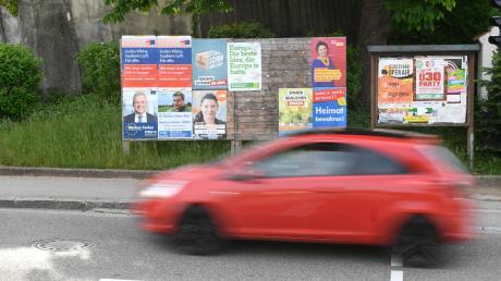 In Rott gibt es immer wieder Debatten um Plakate. In der vergangenen Gemeinderatssitzung ging es um einen Antrag von Hermann Dempfle.