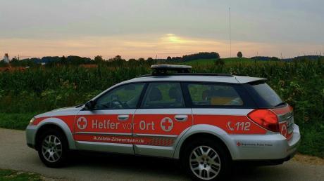 Die Helfer vor Ort brauchen im südlichen Landkreis ein neues Fahrzeug und hoffen auf die Unterstützung der Gemeinden.