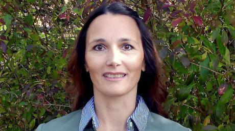 Annette Fischer will sich für das Bürgermeisteramt in Finning bewerben.