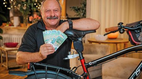 """Roland Krisch hat mit dem Begriff """"Fingernagel"""" 1000 Euro beim Bilderrätsel des Landsberger Tagblatts gewonnen."""
