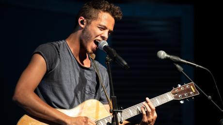 Der Musiker Malik Harris ist in diesem Jahr einer der Kulturförderpreisträger des Landkreises Landsberg.