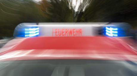 Im Krankenhaus Weilheim hat es am Mittwochabend gebrannt.